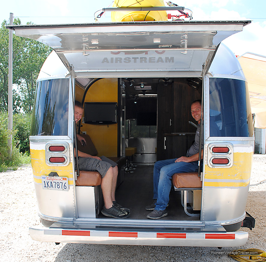Airstream Food Trailer Hatch and Window Ideas | Pioneer