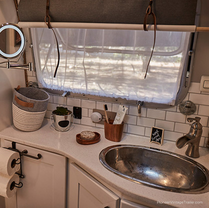 Pioneer Vintage Trailer | Past Projects / Blog